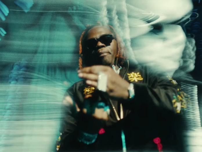 Gunna releases the visual for '200 For Lunch/Dirty Diana'
