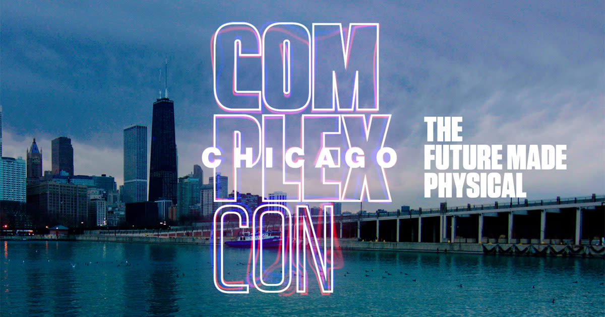ComplexCon Chicago on illanoize radio