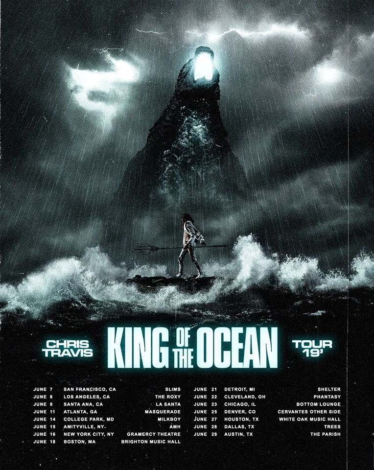 Chris Travis king of the ocean tour 19