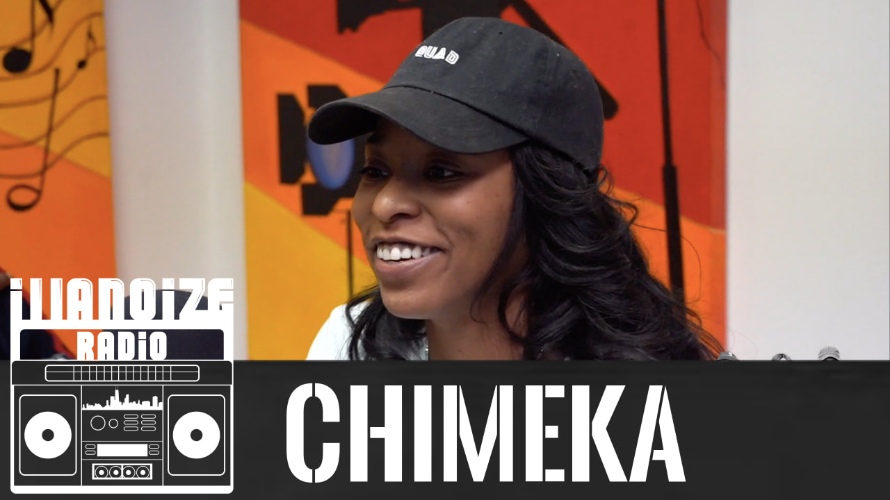 Chimeka interview on illanoize radio