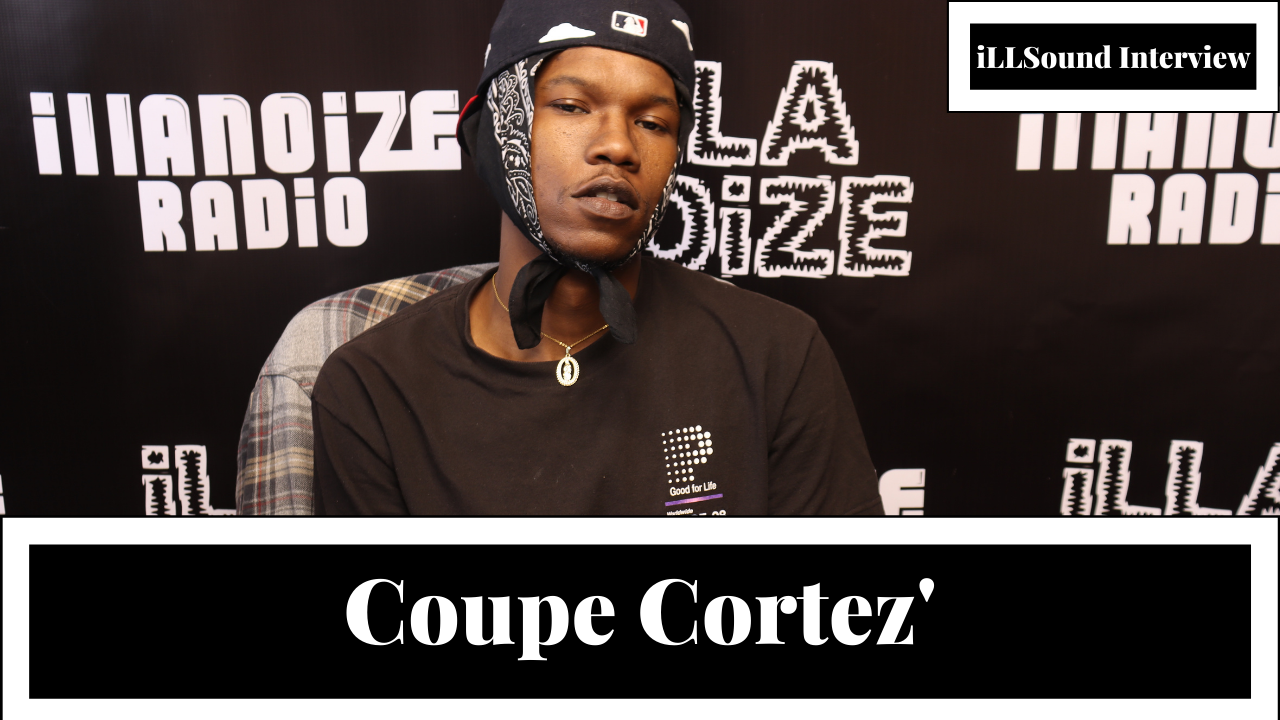 Coupe Cortez Speaks on His Management Team Cash Flow Unity, Support Outside of Chicago & Kanye West on iLLSound Radio Interview