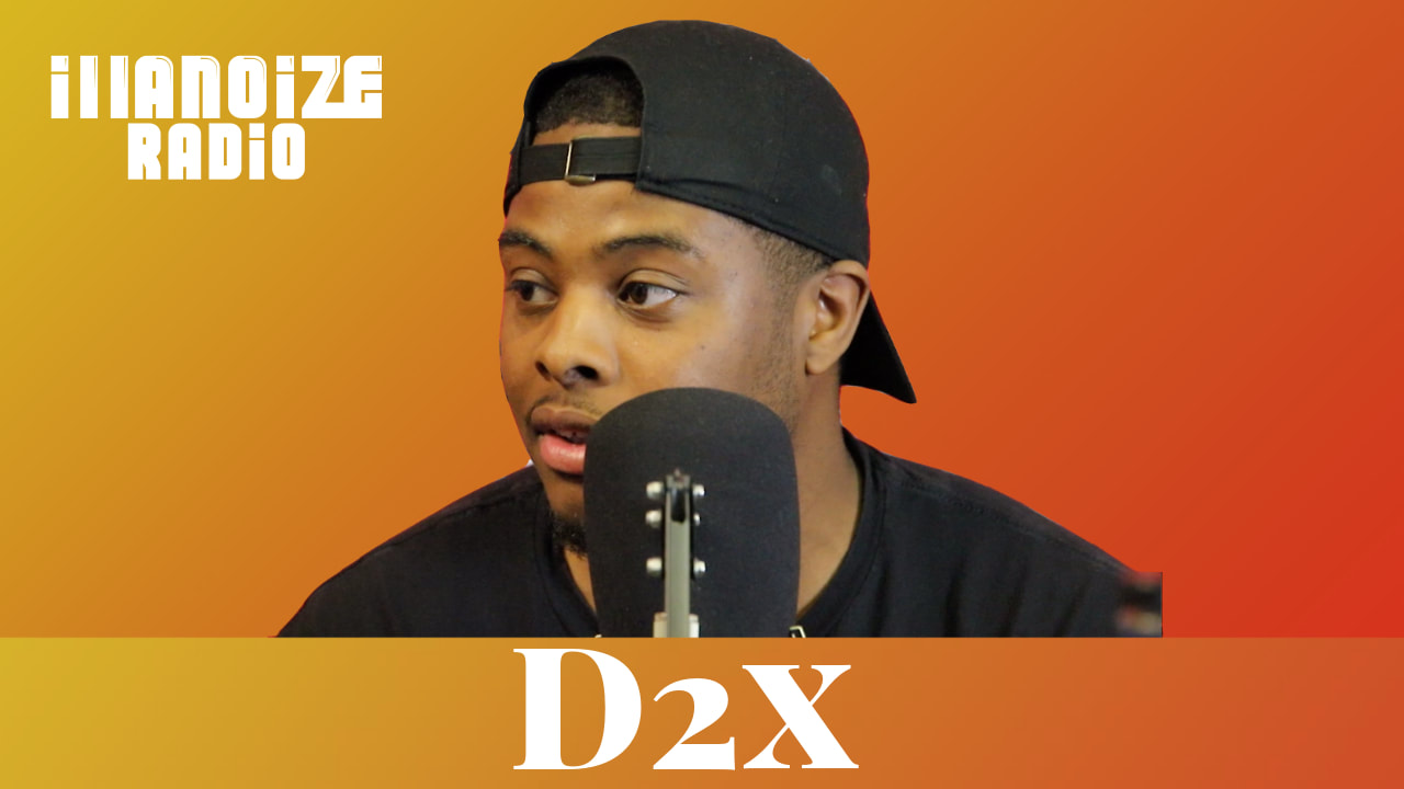 D2x interview on illanoize radio