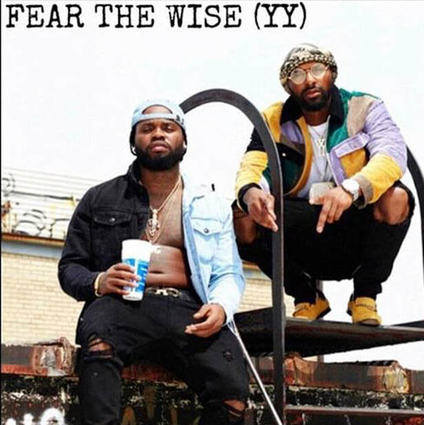 Ju Jilla and Nut G Fear The Wise Album