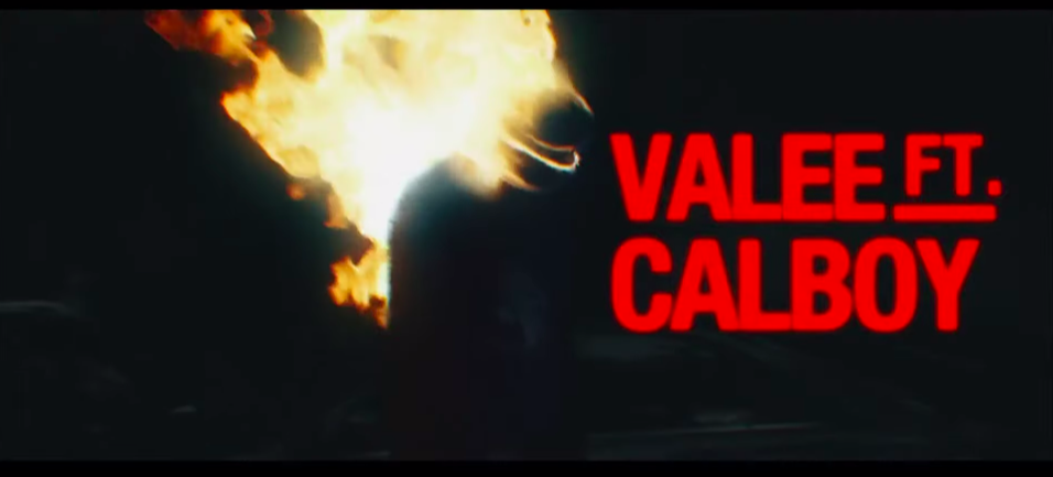 Watch Valee and Calboy official video for Uninvited