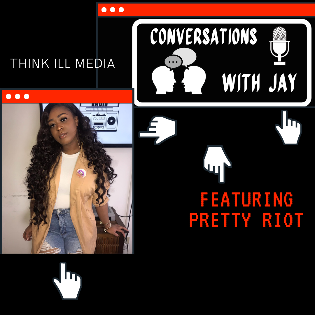 Episode #19 Conversation w/ Pretty Riot Radio Host & Entrepreneur