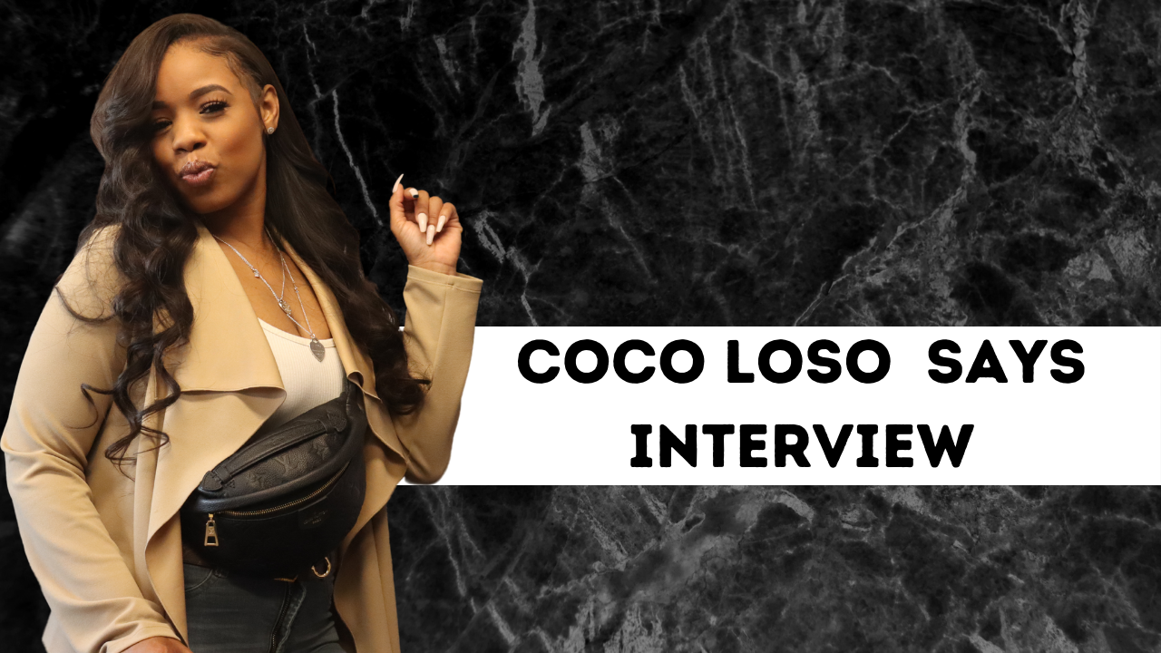 Coco Loso Says on Remaining Humble, Working With King Von, Her Industry Fan Moment, and More | iLLANOiZE Radio