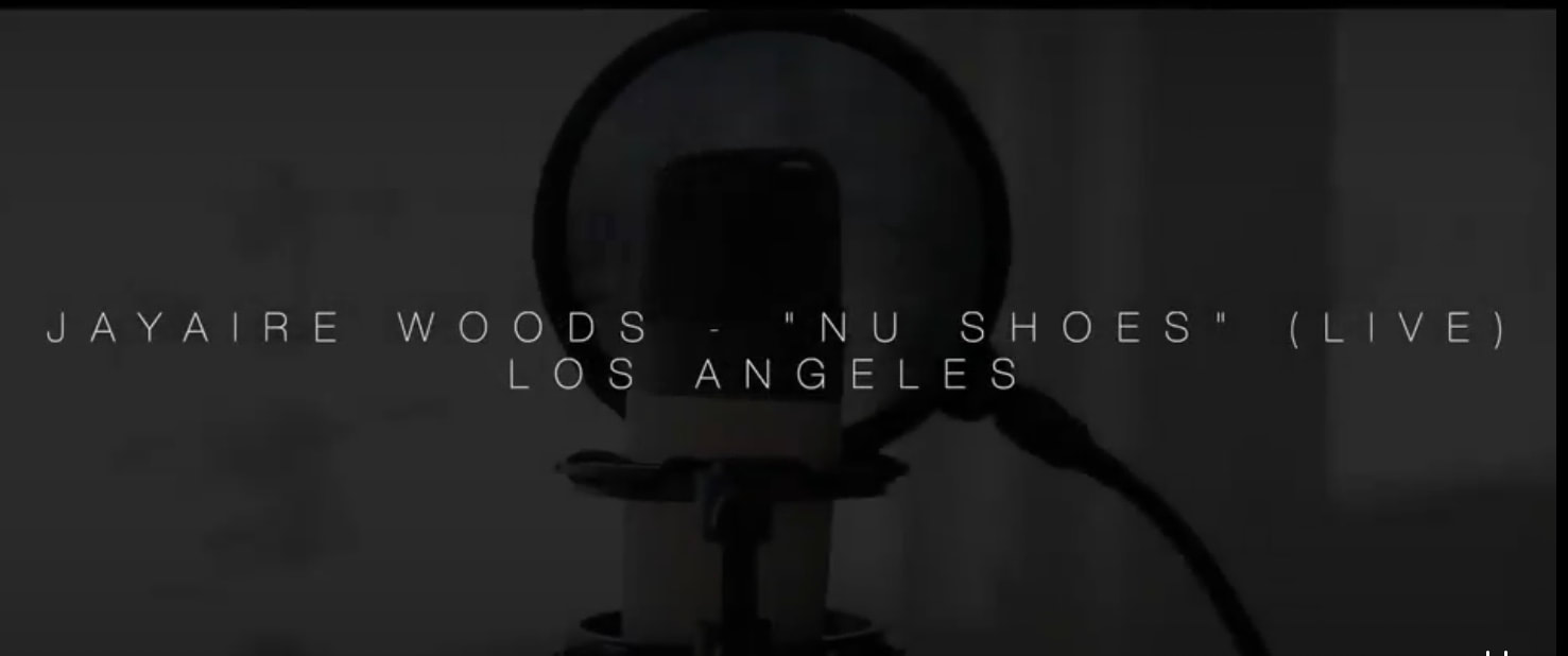 Jayaire Woods  first single Nushoes (Live) off his upcoming album Life is Grand
