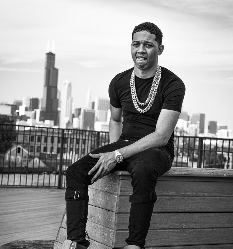 Lil Bibby moves from music to record label executive