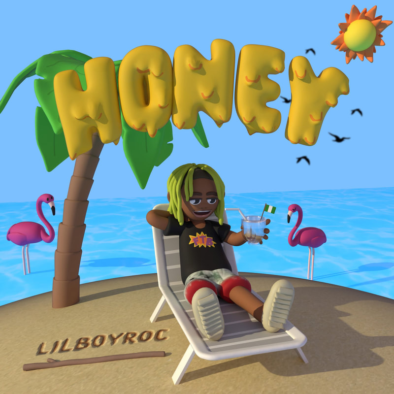 Get in tune with LILBOYROC latest drop 'Honey'.
