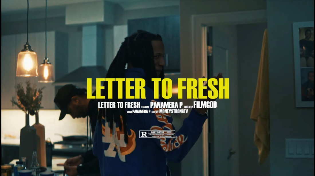 Panamera P Delivers 'Letter To Fresh' His Visual Letter To Slain Chicago Artist AMG Fresh