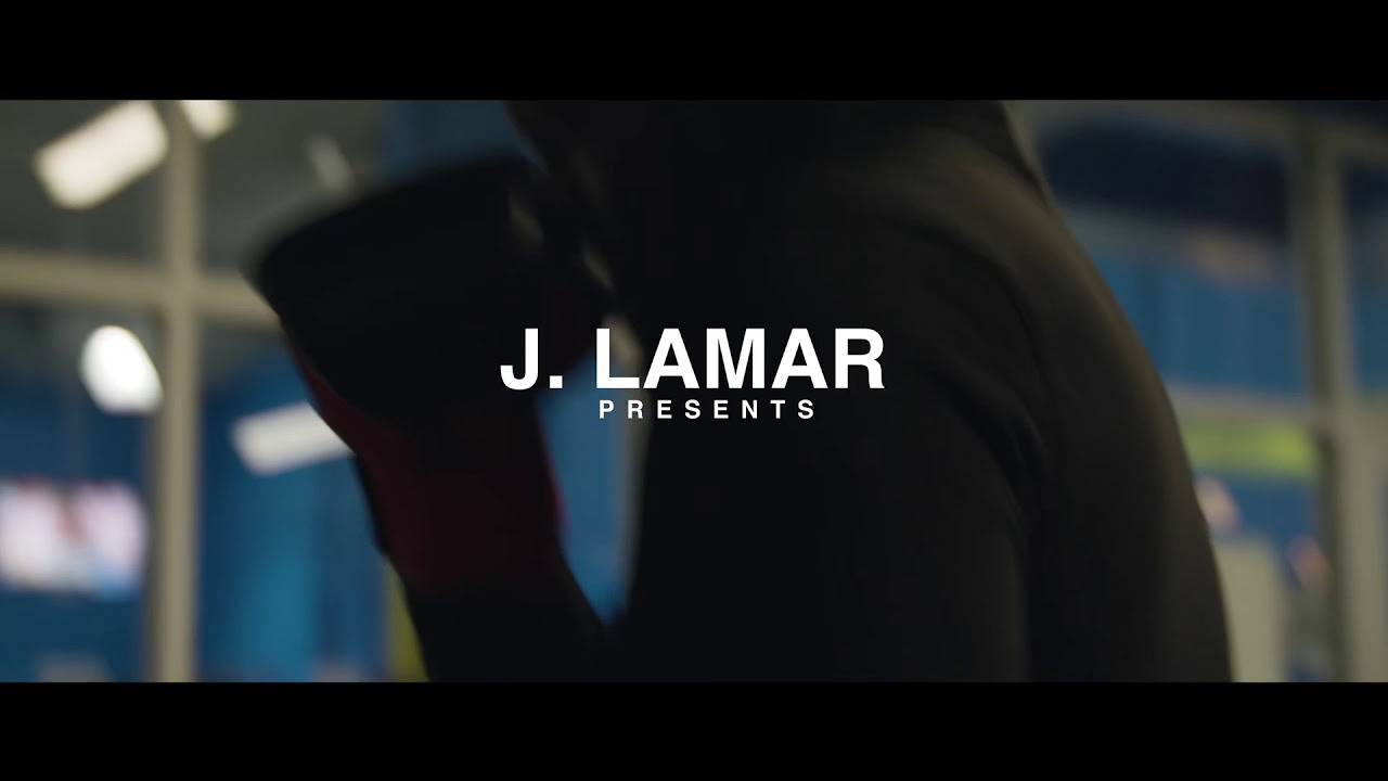 J.Lamar unloads the visual to his track 'Finish Line'