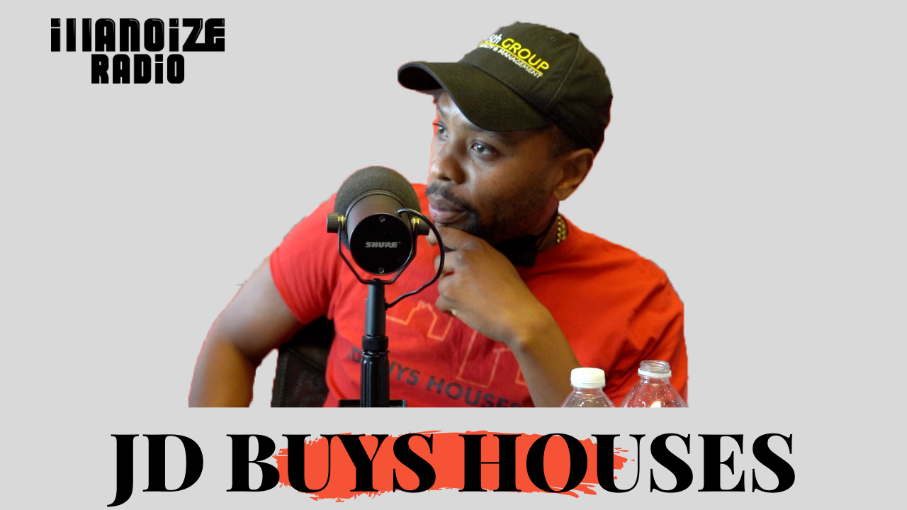 JD Buys Houses Interview on illanoize radio
