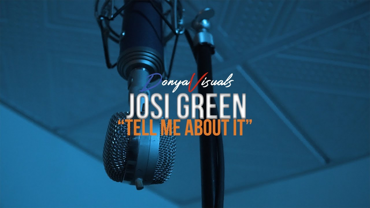 Josi Green comes through with the visual 'Tell Me About It'