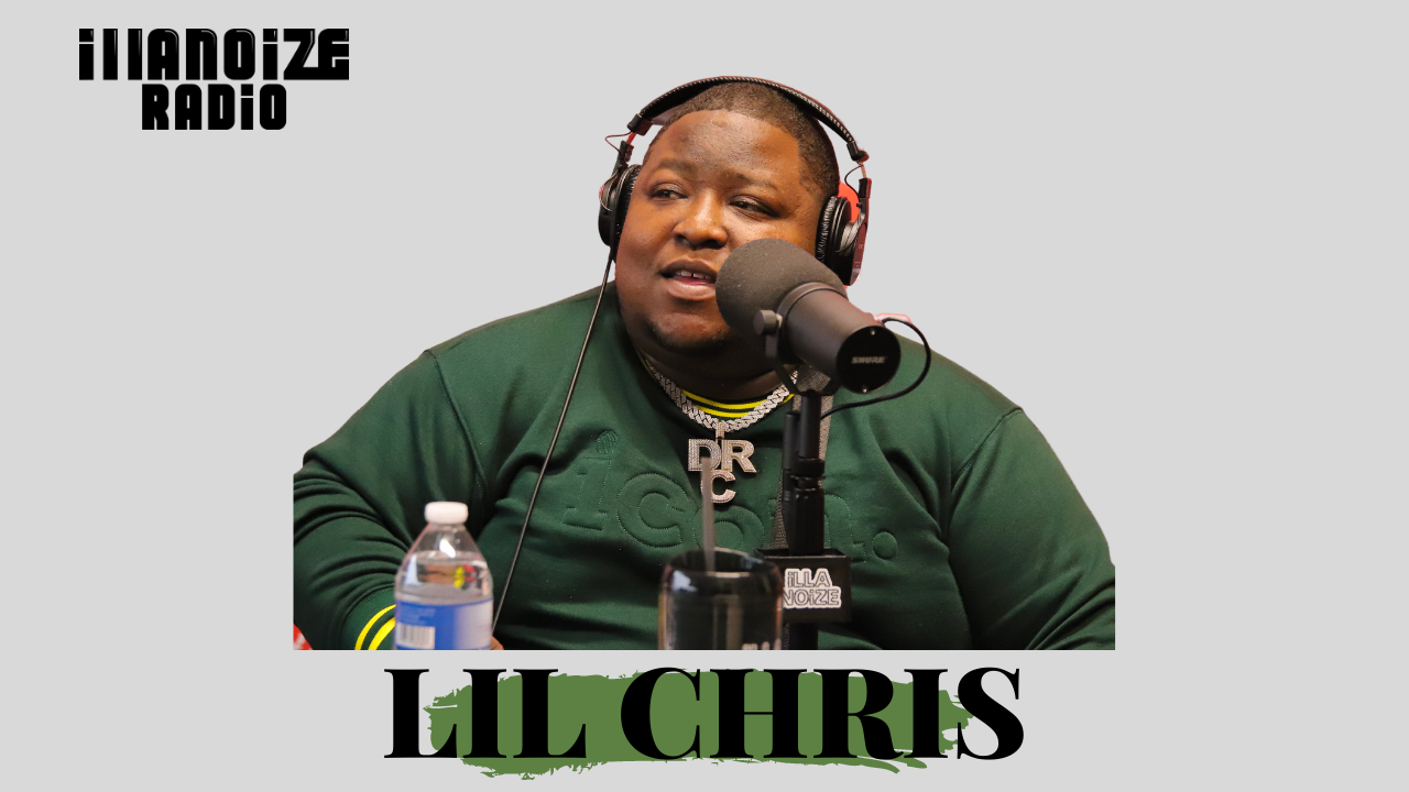 Lil Chris discusses FBG Duck Passing, Depression, Chicago School System and more on iLLANOiZE Radio