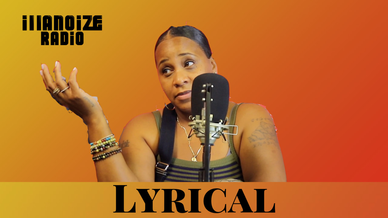 Lyrical Interview illanoize radio