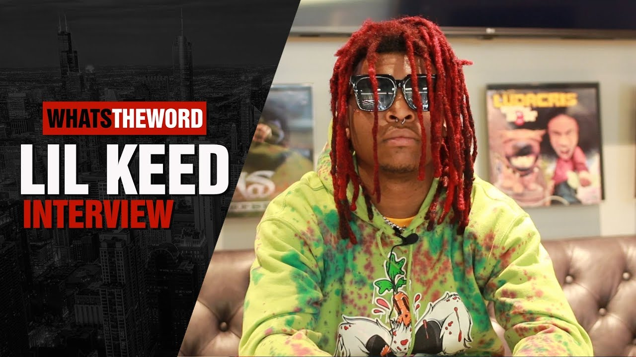 Lil Keed interview with Whats The Word