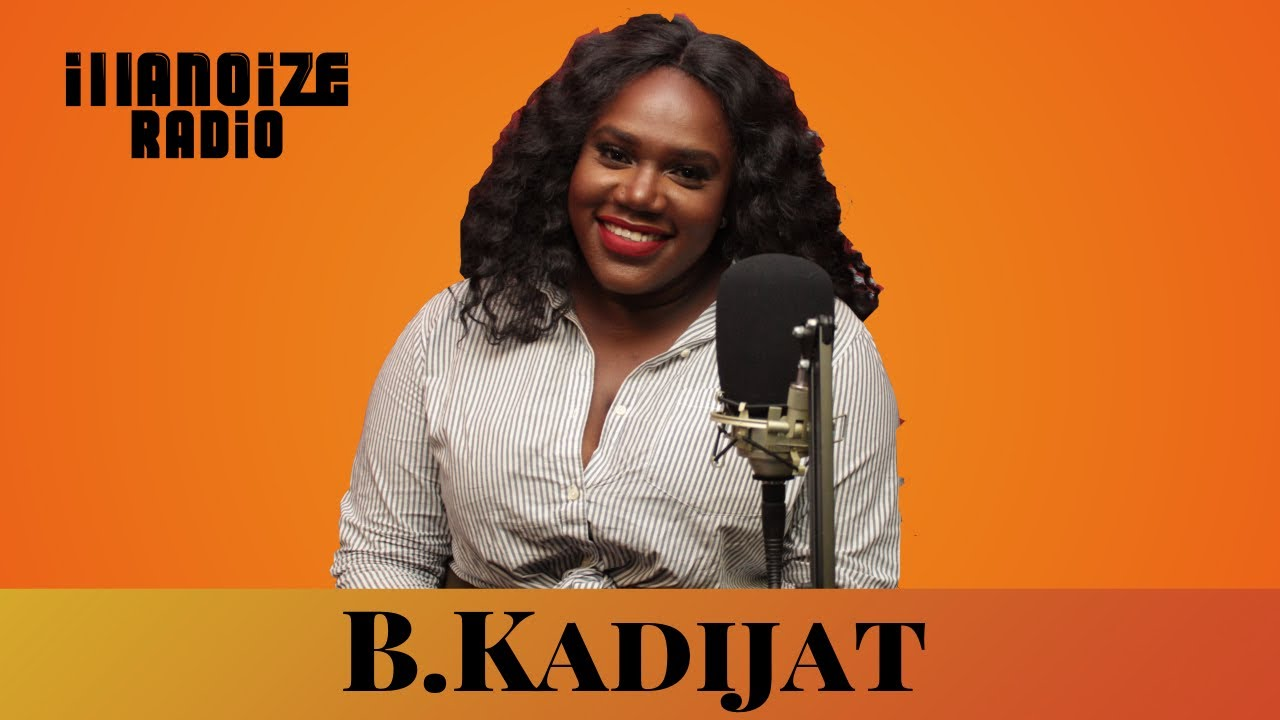 B.Kadijat interview on illanoize radio