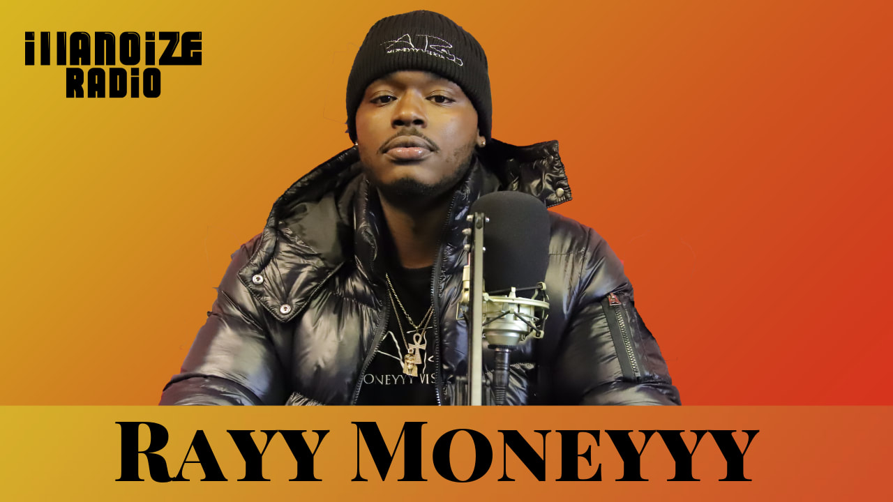 Rayy Moneyyy on being shot and robbed, fashion designing, and YouTube's policies on iLLANOiZE Radio