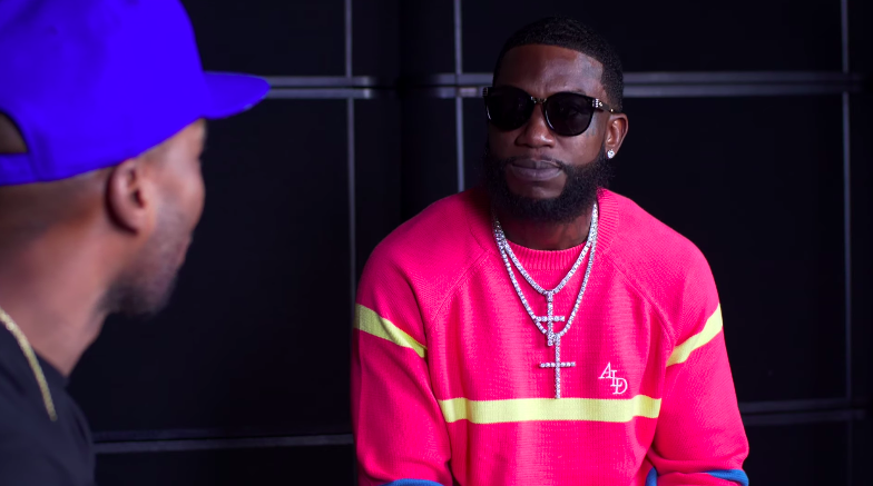 Gucci Mane calls out Angela Yee and Dj Envy in his latest interview with Charlamagne Tha God