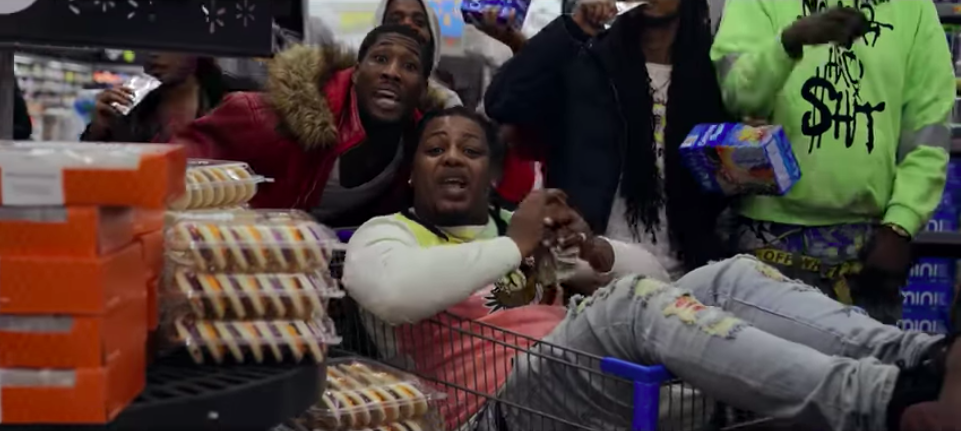 FBG Duck takes over Walmart in Juice Official Video