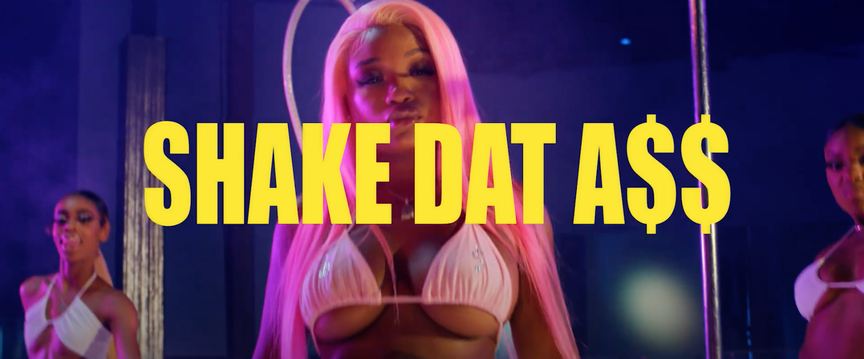 Baha Banks and Chance The Rapper link for the official video to Shake Dat A$$