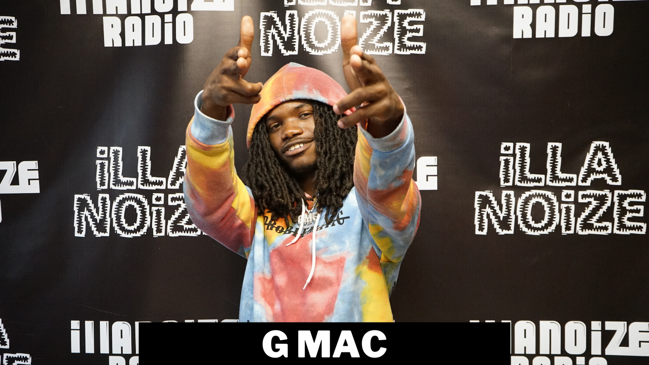 G Mac Discusses Relationship With FBG Duck, Linking With Queen Key and More on iLLANOiZE Radio