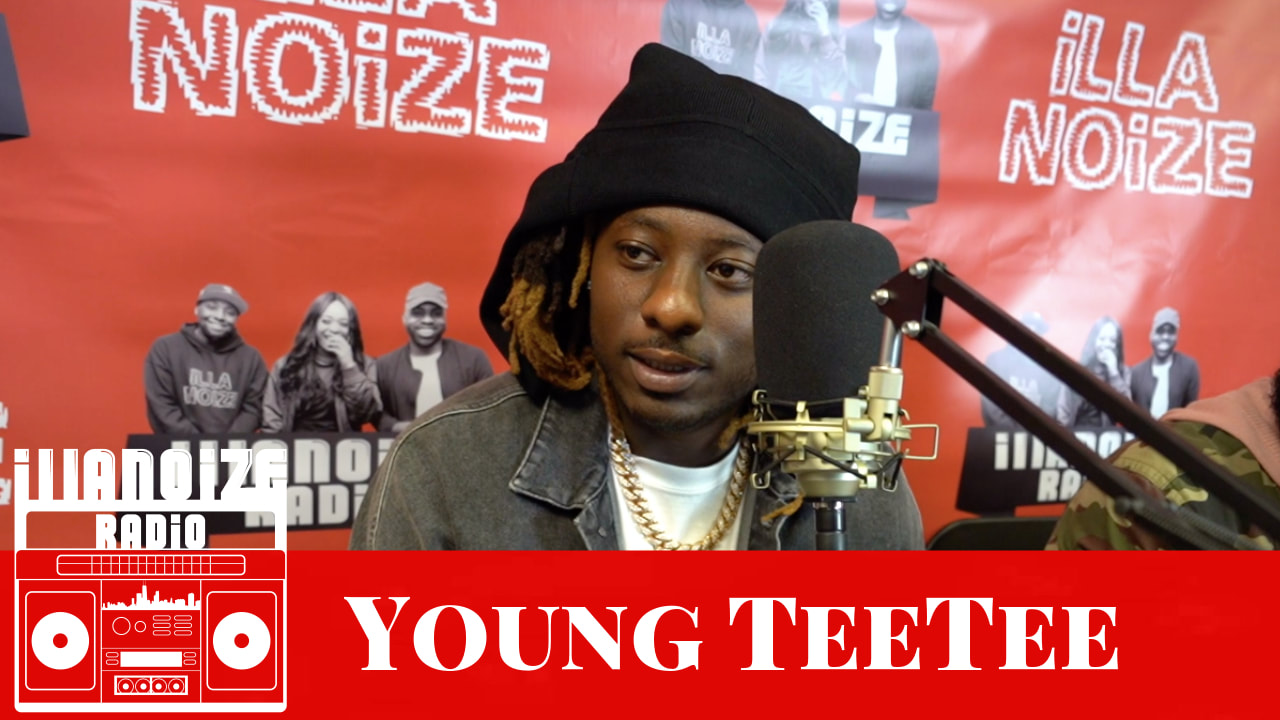 Young TeeTee interview with illanoize radio