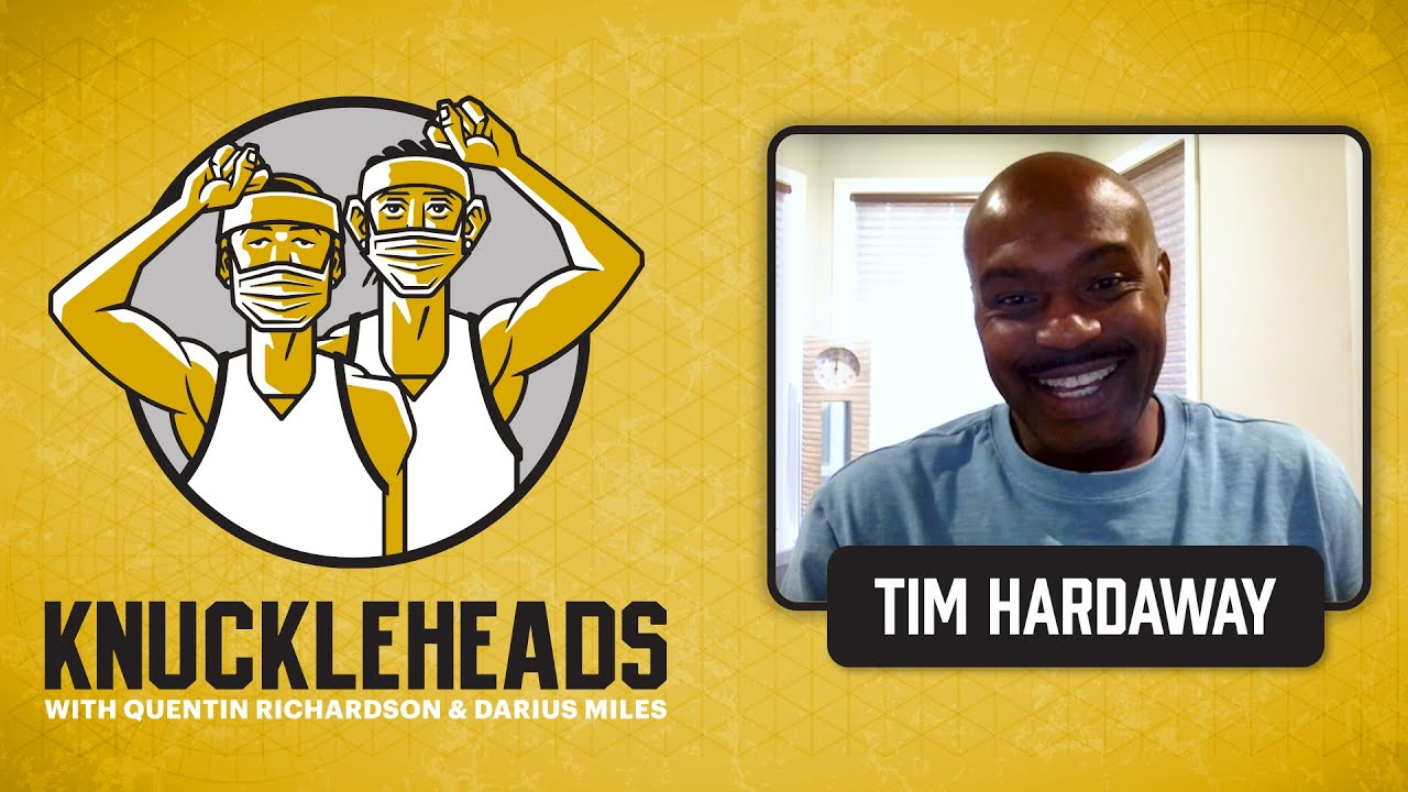 Tim Hardaway Sr. joins Q Rich and D Miles on the Knuckleheads Podcast.