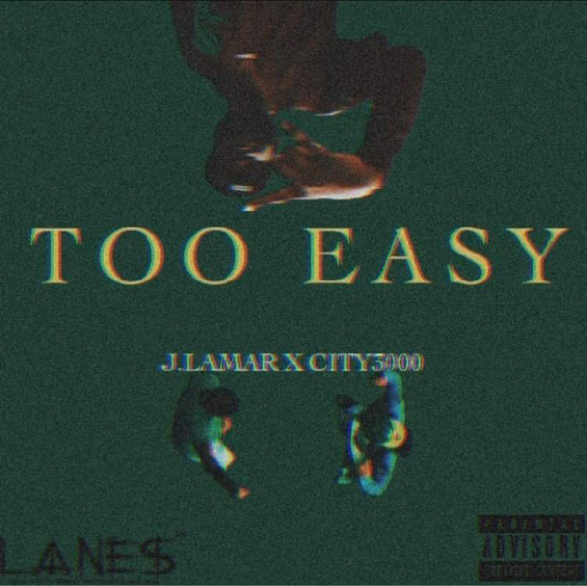 J.Lamar connects with City3000 for the 'Too Easy' visual