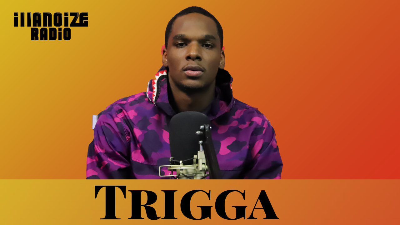 Trigga interview on illanoize radio