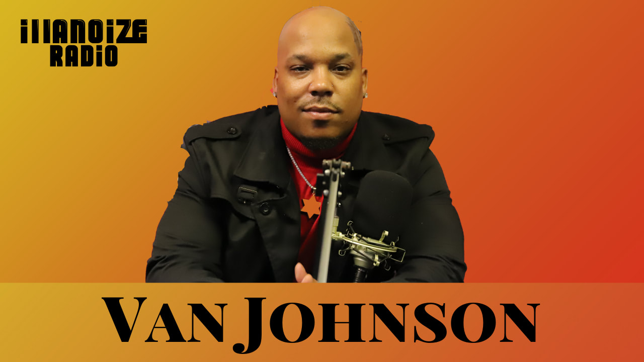Black Ink Crew Chicago Van Johnson on illanoize radio