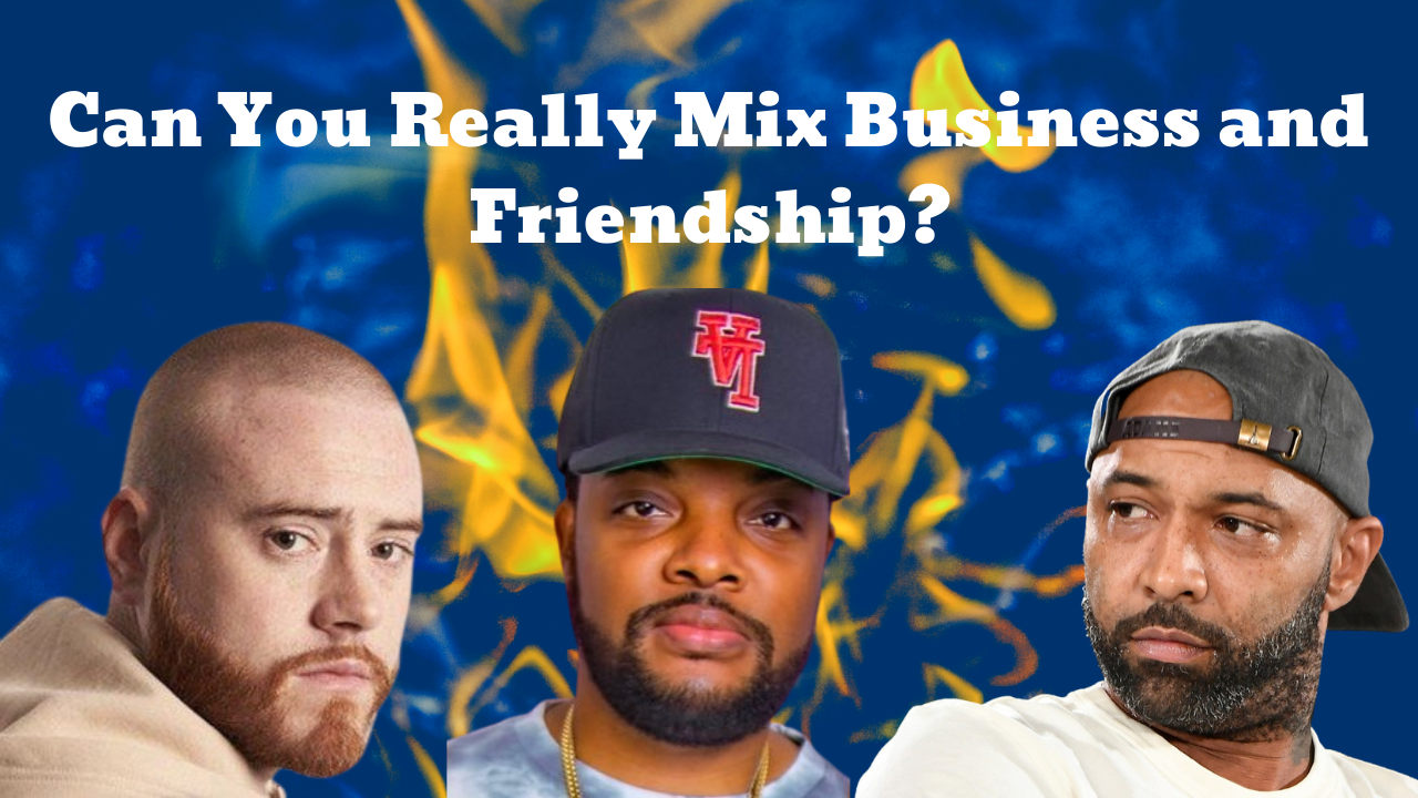 Can You Mix Business and Friendship?