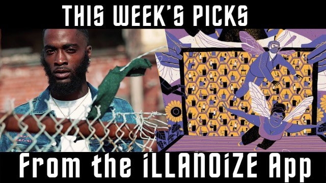 @GroovNuke & @JayThinkiLL Give Us This Week's Picks from The iLLANOiZE App