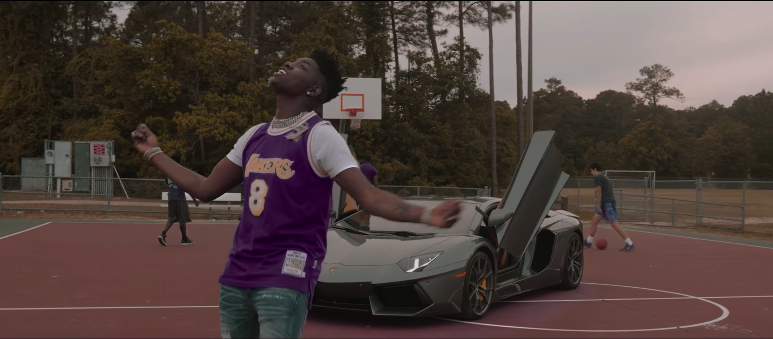 Yung Bleu drops the visual/track 'R.I.P. Kobe'